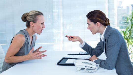 Kommunikationsschwierigkeiten