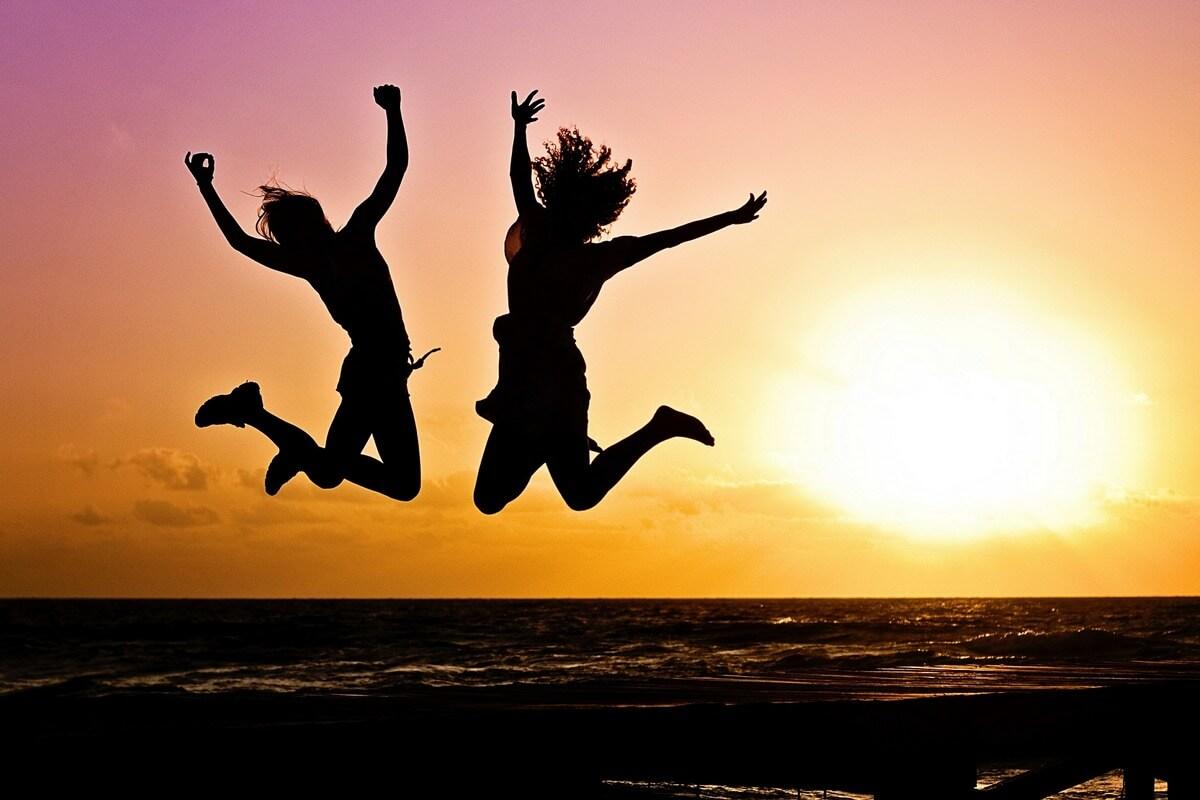 Bist Ddu glücklich mit Deinem Leben