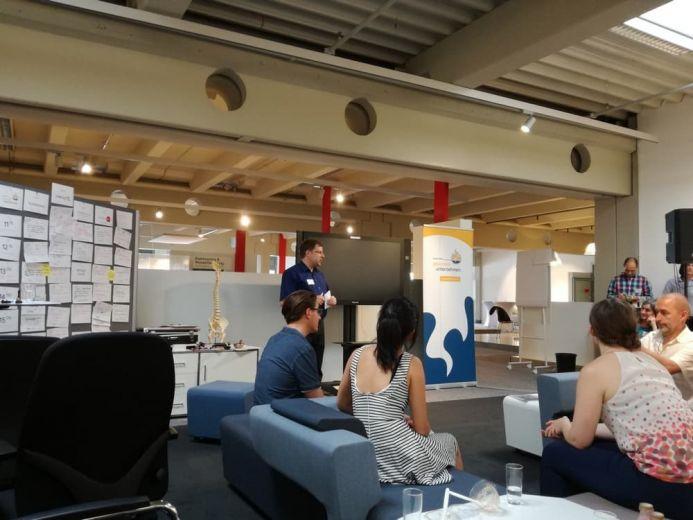 Betriebliches Gesundheitsmanagement Barcamp
