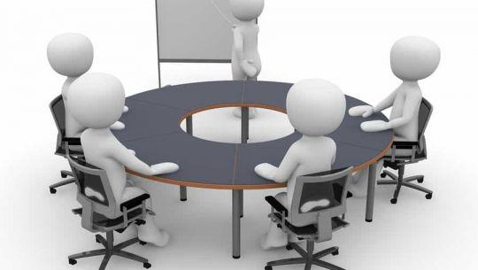 Besprechungen erfolgreich leiten wirksam kommunizieren
