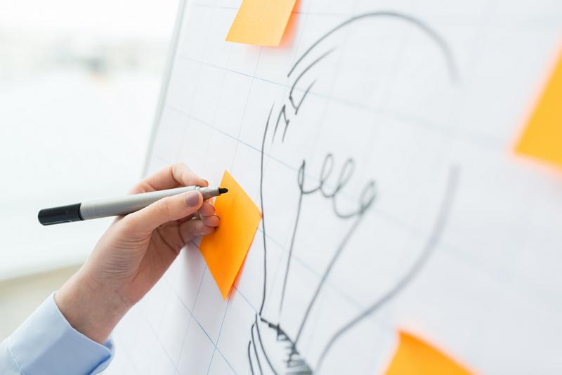 Anschaulich visualisieren – erfolgreiche Tipps aus der Praxis