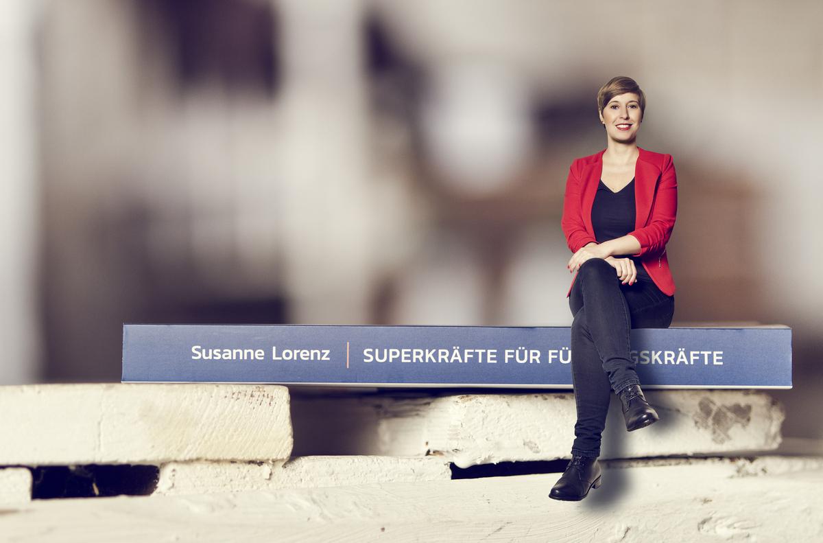 Susanne Lorenz Superkräfte für Führungskräfte