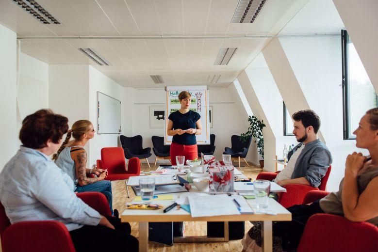 Meetings erfolgreich führen
